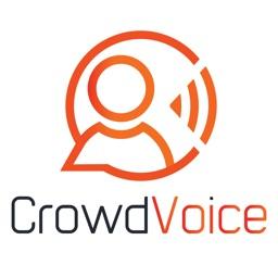 CrowdVoice Int. Calling App