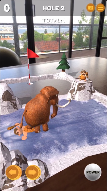 Mammoth Mini Golf AR screenshot-3