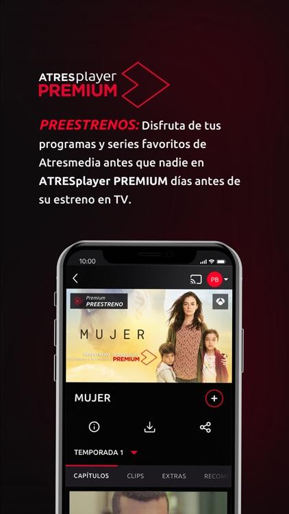 ATRESplayer. Series y Noticias screenshot-6