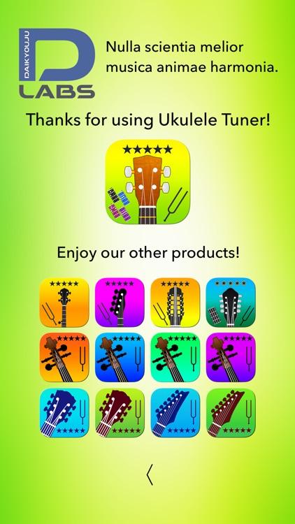 Ukulele Tuner Pro and Chords screenshot-8