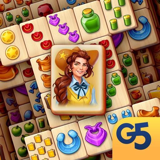 Sheriff of Mahjong: Пасьянс