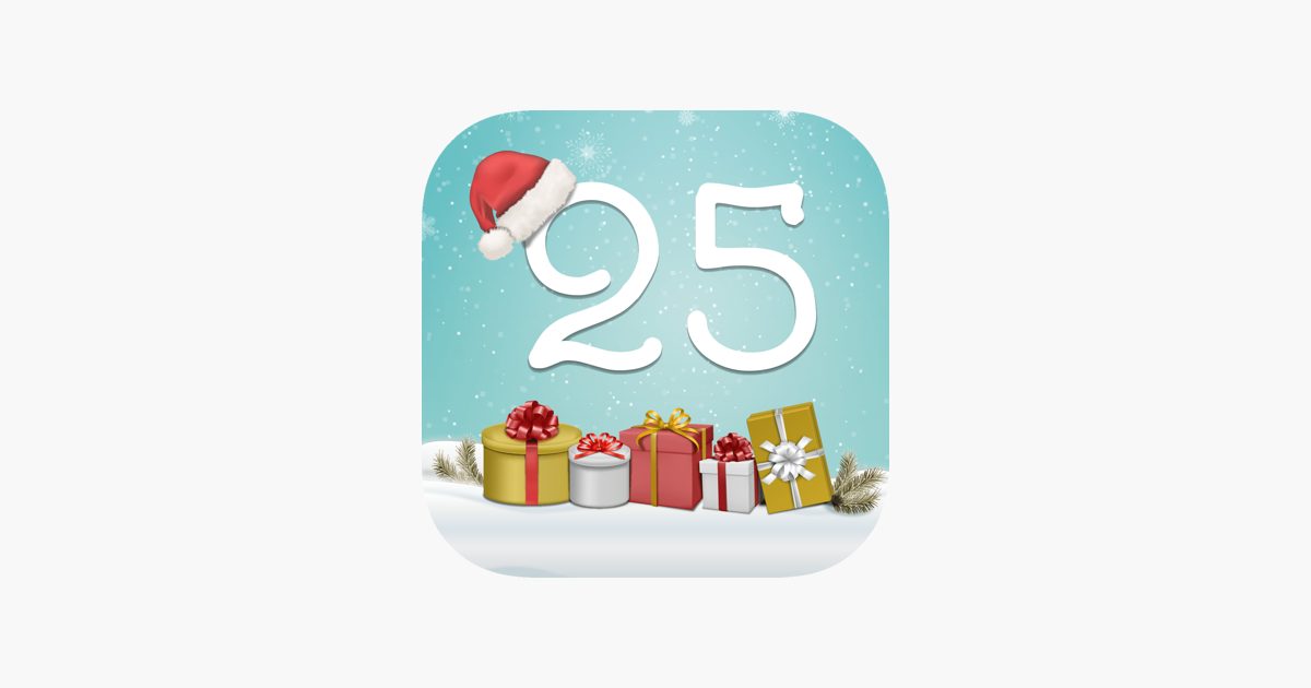 How Many Days Till Christmas 2019.Christmas Countdown 2019 On The App Store