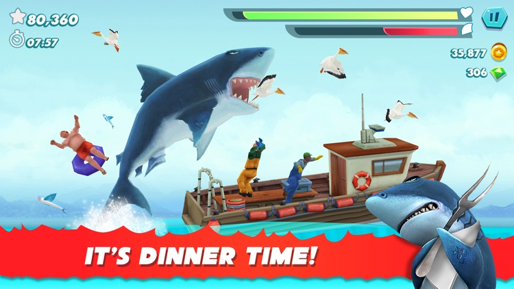 Hungry Shark Evolution screenshot-0