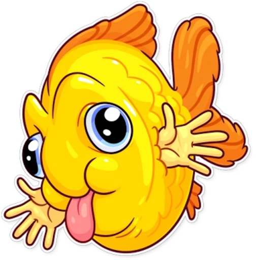 FunnyFish-Emoij