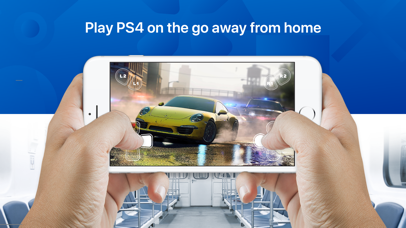 Screenshot from R-Play - Remote Play for PS4