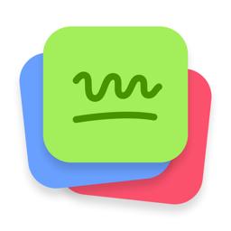 Ícone do app Sticky Notes Widget