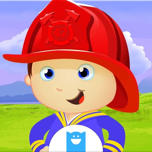 Игра про пожарного