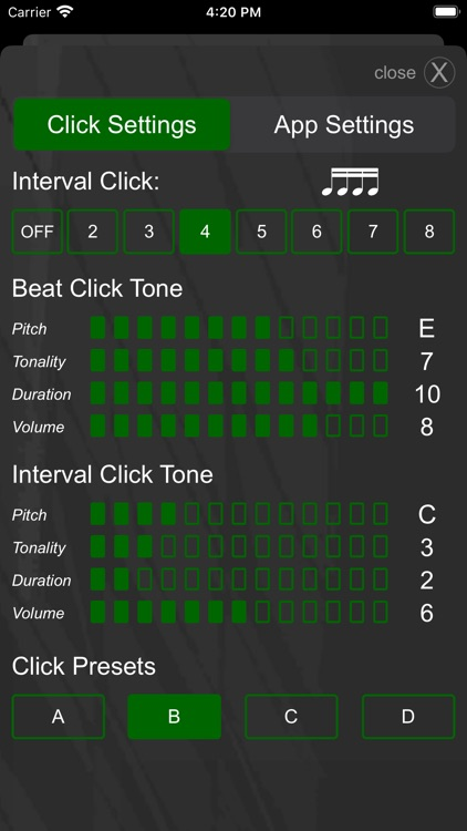 Drummer ITP - Rudiment Trainer screenshot-4