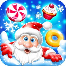 Candy World -Christmas Match3