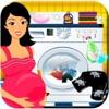 妊娠中のママベビーケアランドリー
