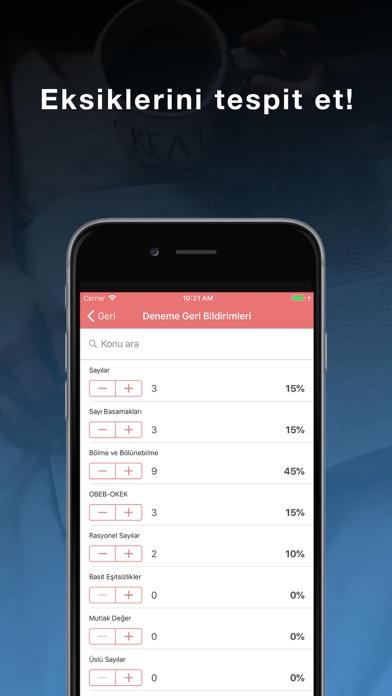 Screenshot for Rasyonel in Turkey App Store