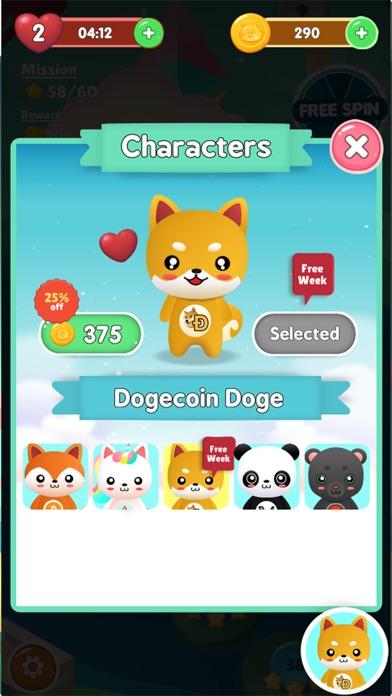 Kawaii Crypto Bubble Pop screenshot 8