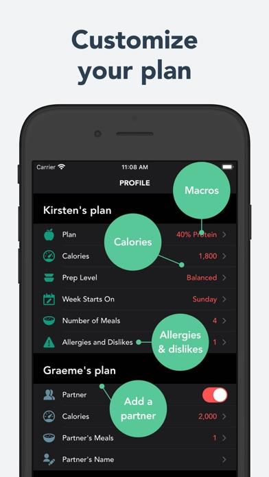 MealPrepPro: Meal prep plannerのおすすめ画像7
