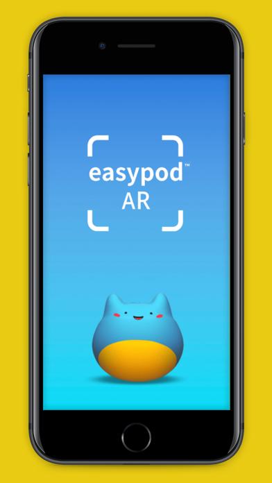 easypod ARScreenshot von 1