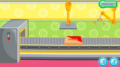 لعبة الطبخ – البيتزا اللذيذةلقطة شاشة7