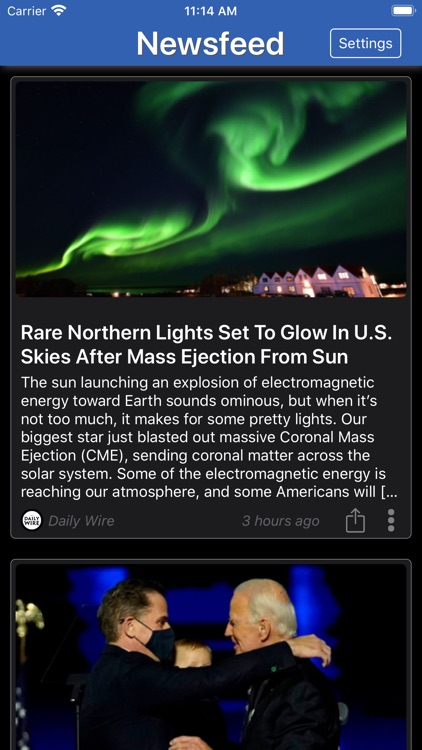News Report: News Aggregator