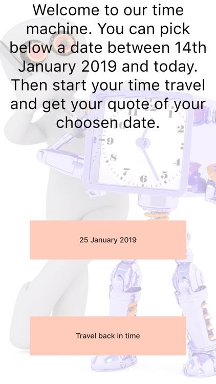 Movie Quote Calendar screenshot-6