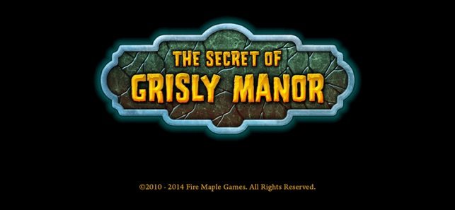 Secret of Grisly Manor Screenshot