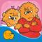 App Icon for Berenstain Bears Hug & Make Up App in Panama IOS App Store