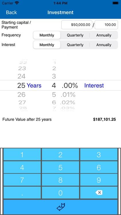 Mortgage + Investment Pro screenshot-6