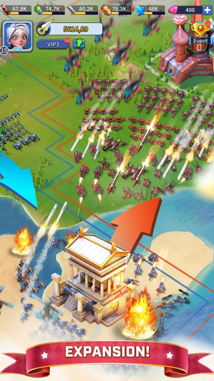 Global War: Wings of Liberty screenshot-3