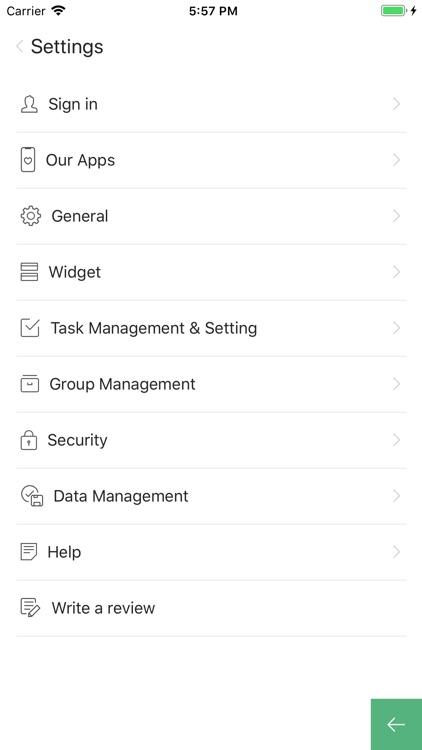 Do! Premium -Simple To Do List screenshot-9