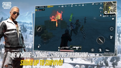Screenshot for PUBG MOBILE in Ukraine App Store