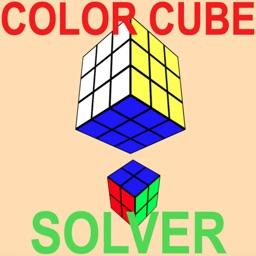 COLOR CUBE SOLVER