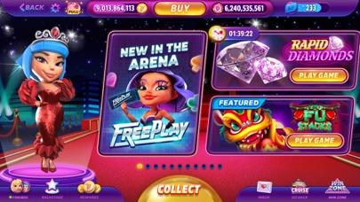 POP! Slots ™ カジノスロットゲームのスクリーンショット4