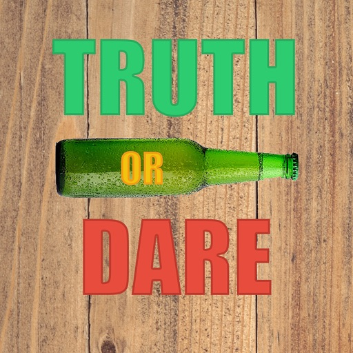 Spin The Bottle. Truth or Dare