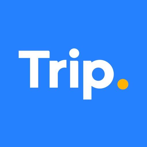 旅行アプリはTrip.com 航空券の予約&ホテル比較
