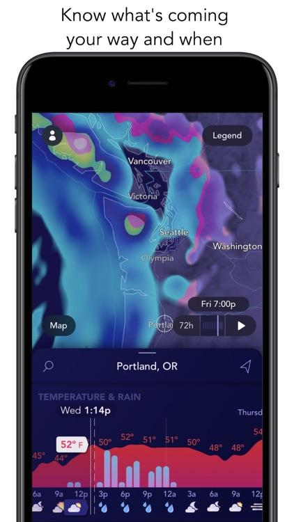Saildrone Forecast - Weather screenshot-3