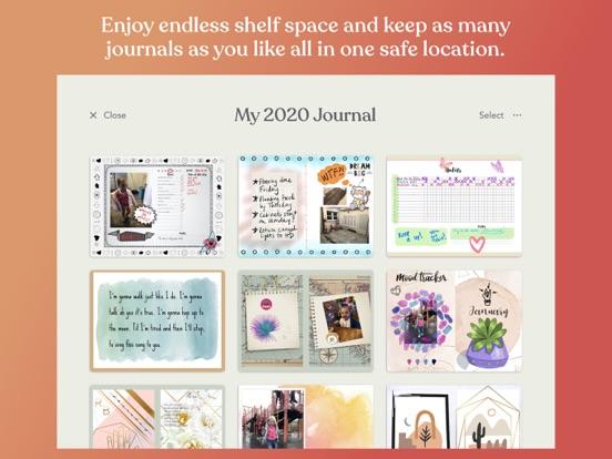 Zinnia Journal & Planner screenshot 16
