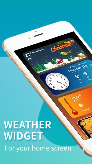 Weather Widget & Radar Fuji Screenshot