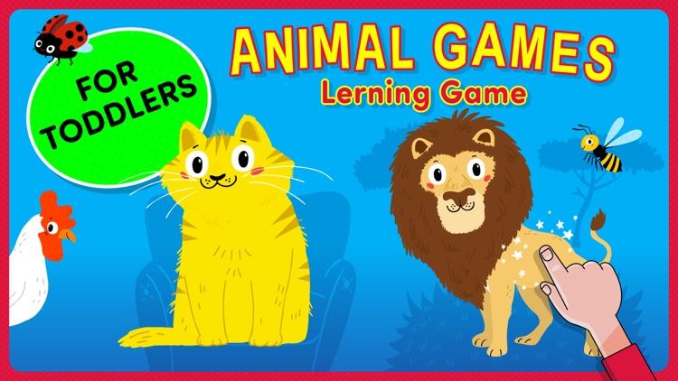 Animal games for kids - FULL
