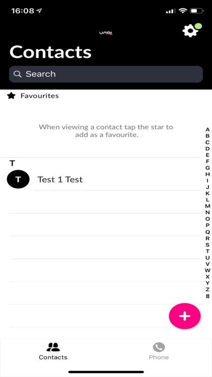 u-mee talk screenshot-3