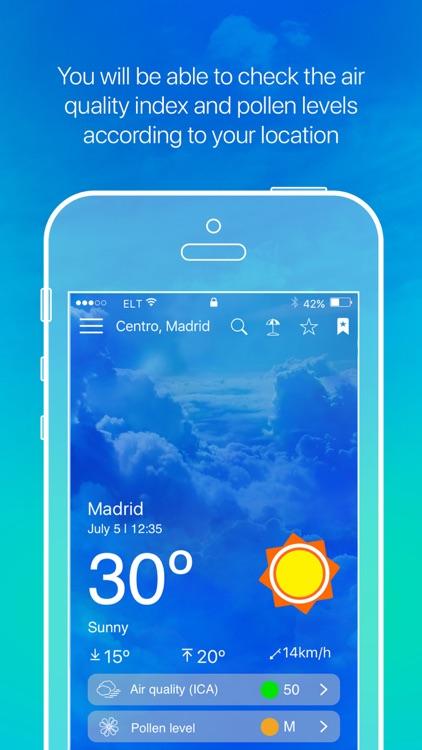 Eltiempo.es+ screenshot-0