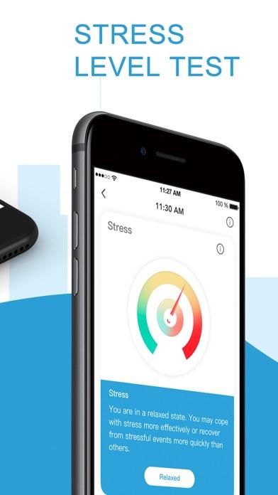 心拍数 & 脈拍測定 -  健康脈拍計測器のおすすめ画像3