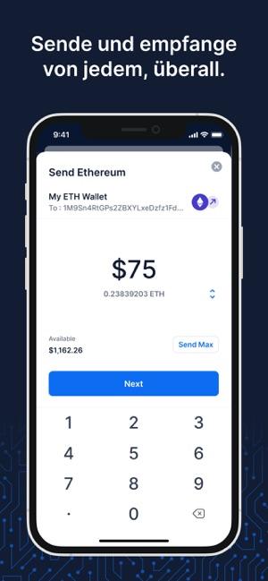 Easy Crypto-Verkauf von Gebuhren