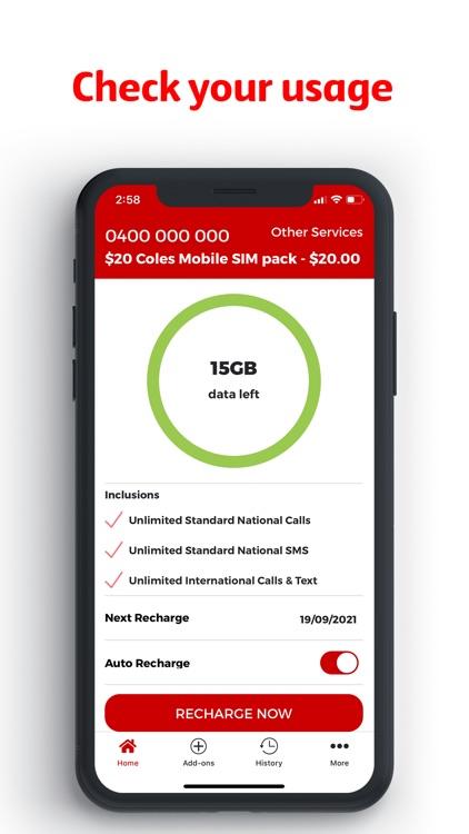 Coles Mobile screenshot-4