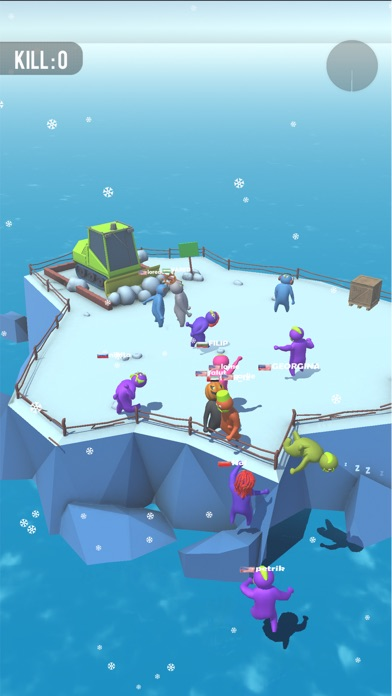 Party.io Screenshot 1