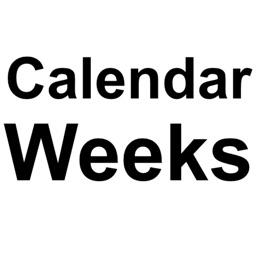 CalendarWeeks