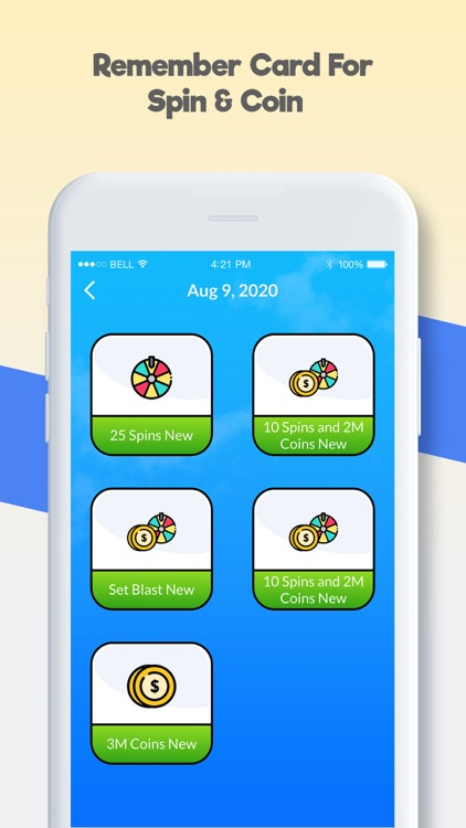 Spin for Coin Master Card Game screenshot-4