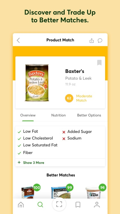 ShopWell - Better Food Choices screenshot-7