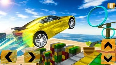 Mega Ramp Stunt Car Racing 2