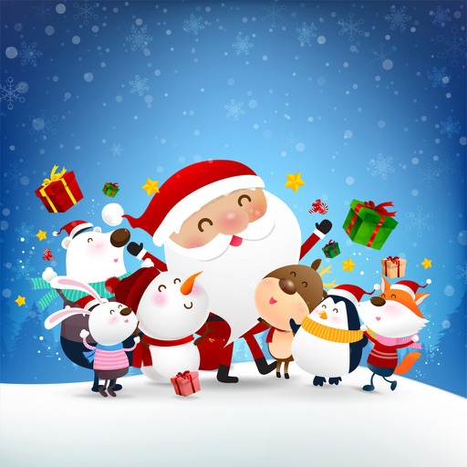 Christmoji - Christmas Sticker