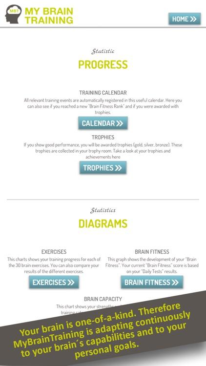 My Brain Training - Brain Game screenshot-4