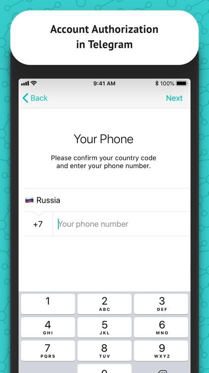 AiGram Messenger for Telegram screenshot-3
