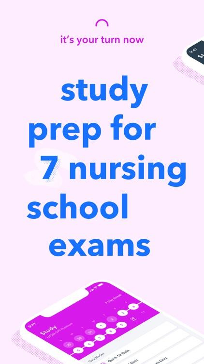 Nursing School Pocket Prep screenshot-0