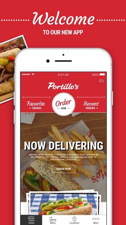 Portillo's screenshot-0